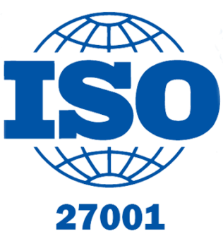 mgm security partner is ISO 27001 certified